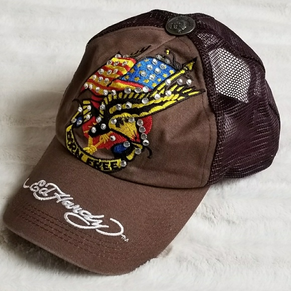 470f58554 Ed Hardy Accessories | Hat | Poshmark